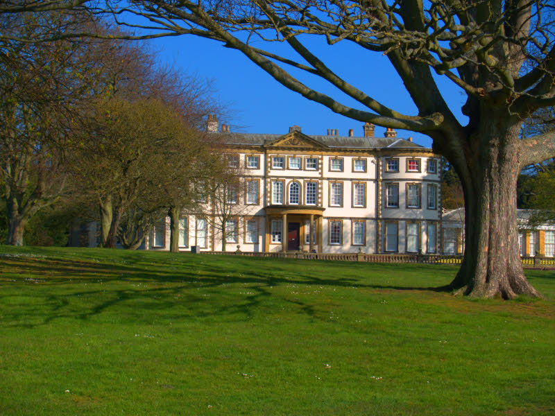 Sewerby Hall, Bridlington