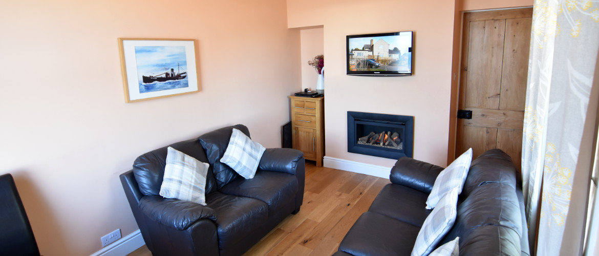 silverline front room with feature fire